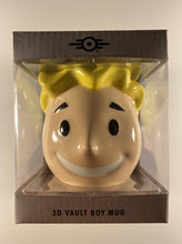 Load image into Gallery viewer, Fallout 4 3D Vault Boy Mug