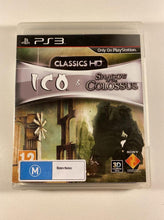 Load image into Gallery viewer, Ico And Shadow of the Colossus Collection Sony PlayStation 3
