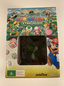 Mario Party Star Rush Amiibo Bundle Nintendo 3DS