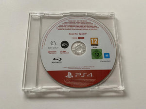 Need For Speed Promo Disc