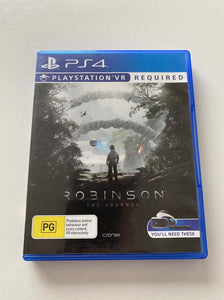 Robinson The Journey Sony PlayStation 4