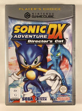 Load image into Gallery viewer, Sonic Adventure DX Director's Cut Nintendo GameCube