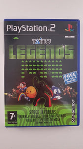 Taito Legends