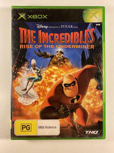 The Incredibles Rise Of The Underminer Microsoft Xbox