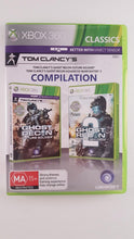 Load image into Gallery viewer, Tom Clancy's Ghost Recon Future Soldier and Advanced Warfighter 2 Compilation