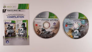 Tom Clancy's Ghost Recon Future Soldier and Advanced Warfighter 2 Compilation