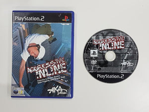Aggressive Inline Sony PlayStation 2