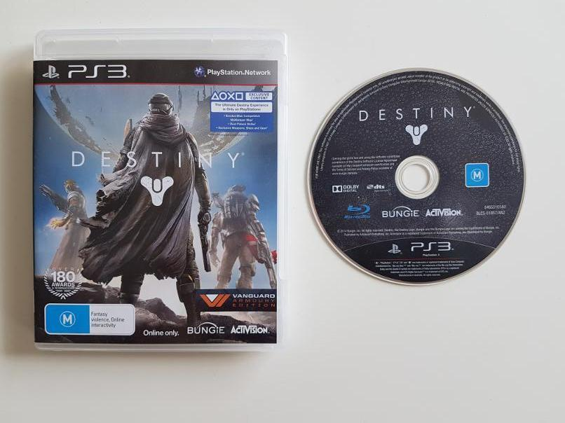 Destiny Sony PlayStation 3