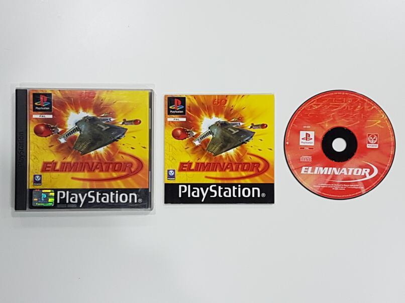 Eliminator Sony PlayStation 1
