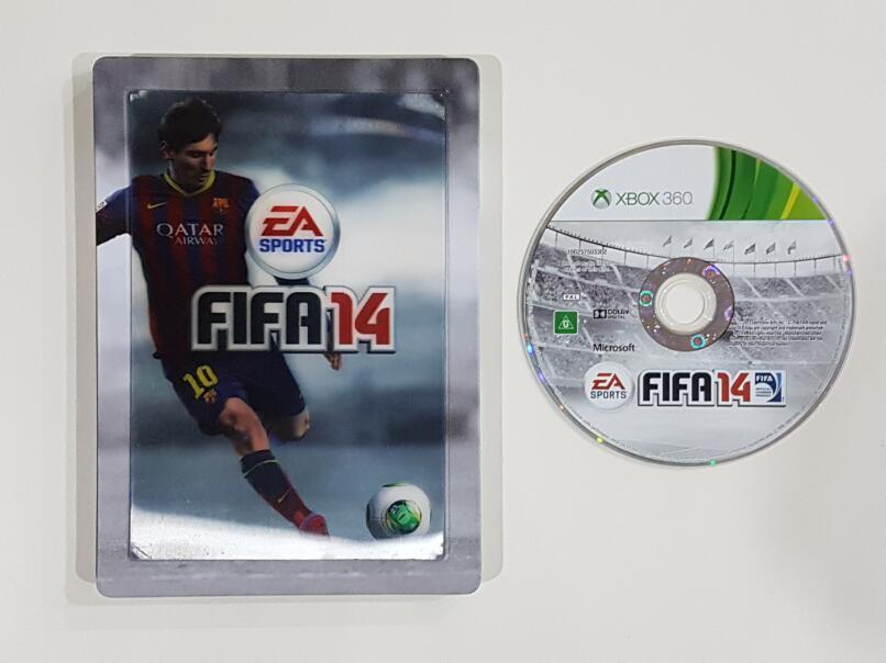 FIFA 14 Limited Steelcase Edition Microsoft Xbox 360