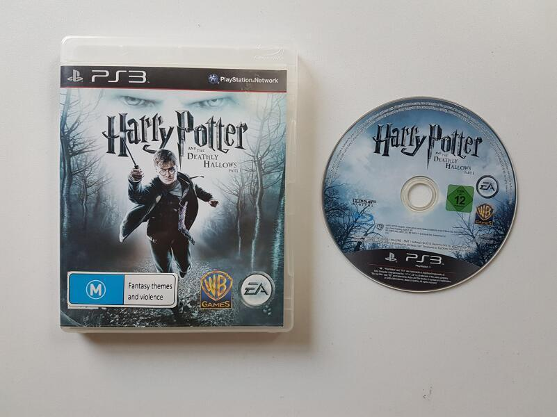 Harry Potter And The Deathly Hallows Part 1 Sony PlayStation 3