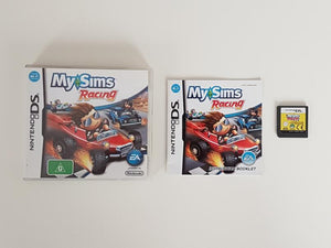 MySims Racing Nintendo DS