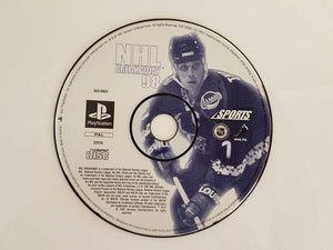NHL Breakaway 98 (Disc only) Sony PlayStation 1