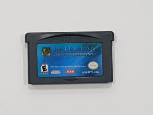 Peter Pan The Motion Picture Event Nintendo Game Boy Advance