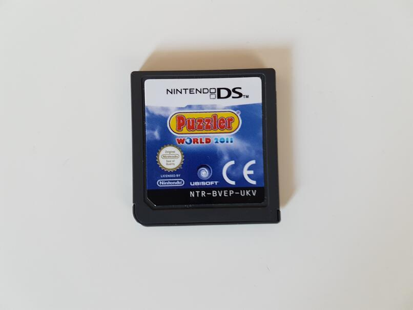 Puzzler World 2011 (Cartridge only) Nintendo DS