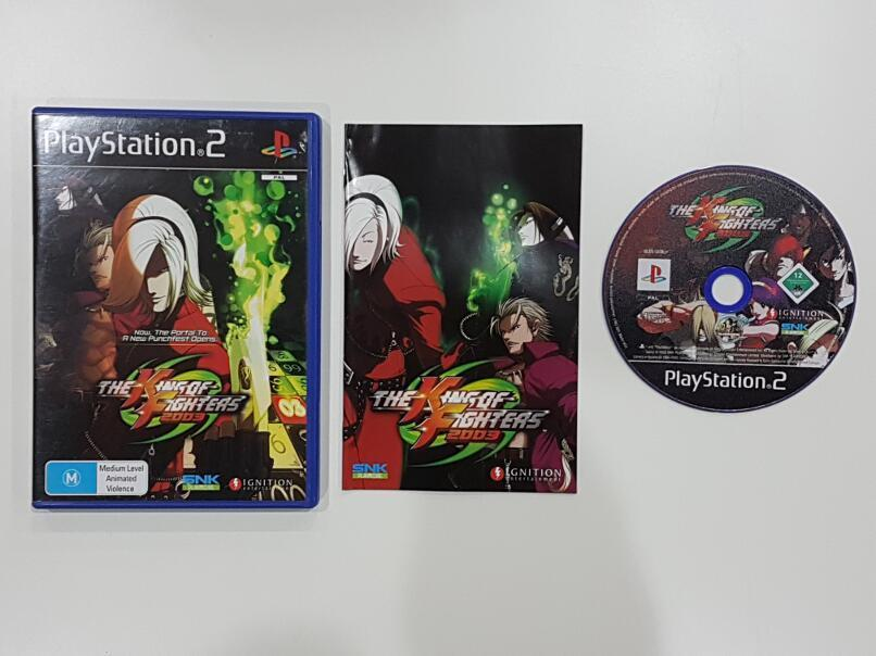 The King Of Fighters 2003 Sony PlayStation 2