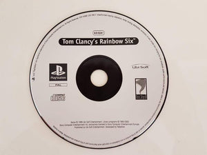 Tom Clancy's Rainbow Six (Disc only) Sony PlayStation 1