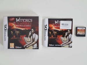 Witches & Vampires Ghost Pirates Of Ashburry Nintendo DS