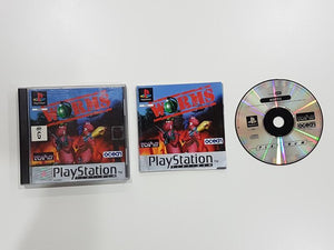 Worms Sony PlayStation 1