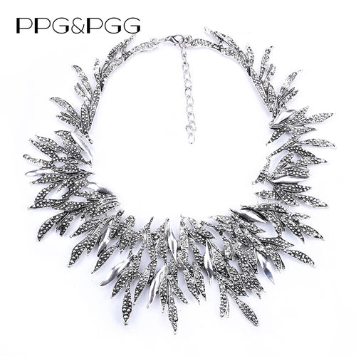Luxury Crystal Vintage Necklace