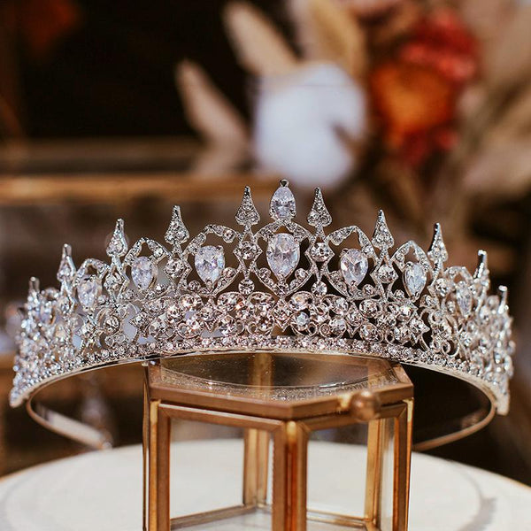 Tiara Terminology from A-Z
