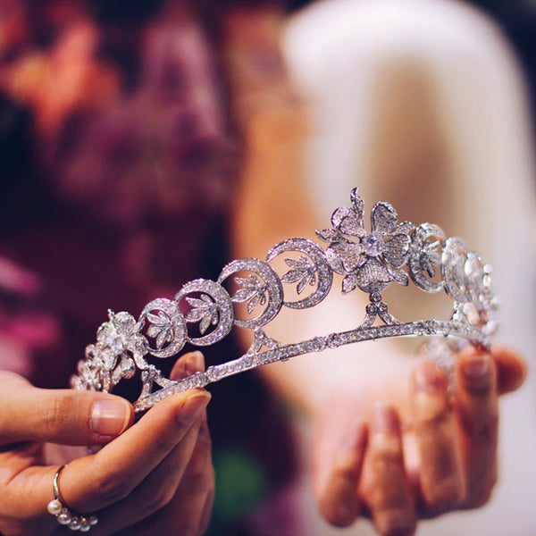 5 easy care tips for your new tiara