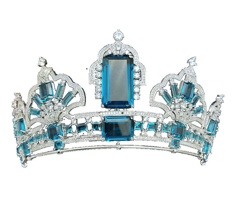 British Royals Tiara & Crown Replicas