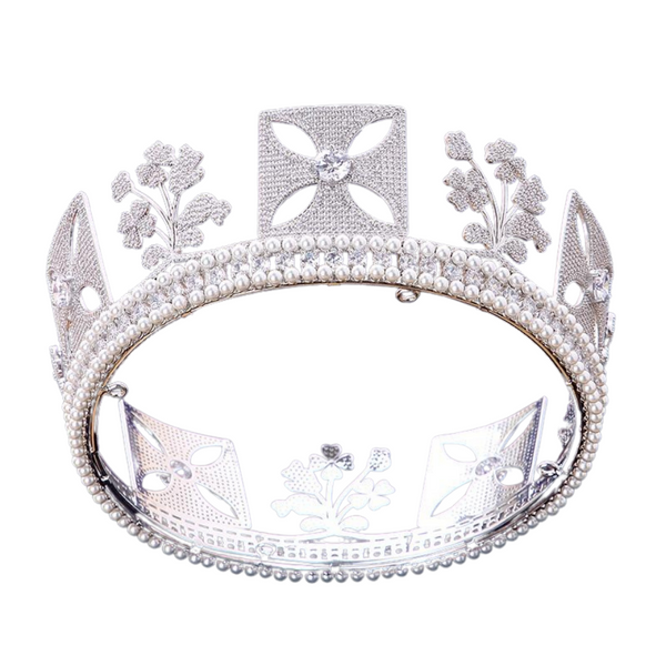 Crown Princess Margaret of Sweden's Khedive of Egypt Tiara Replica - The Royal Look For Less
