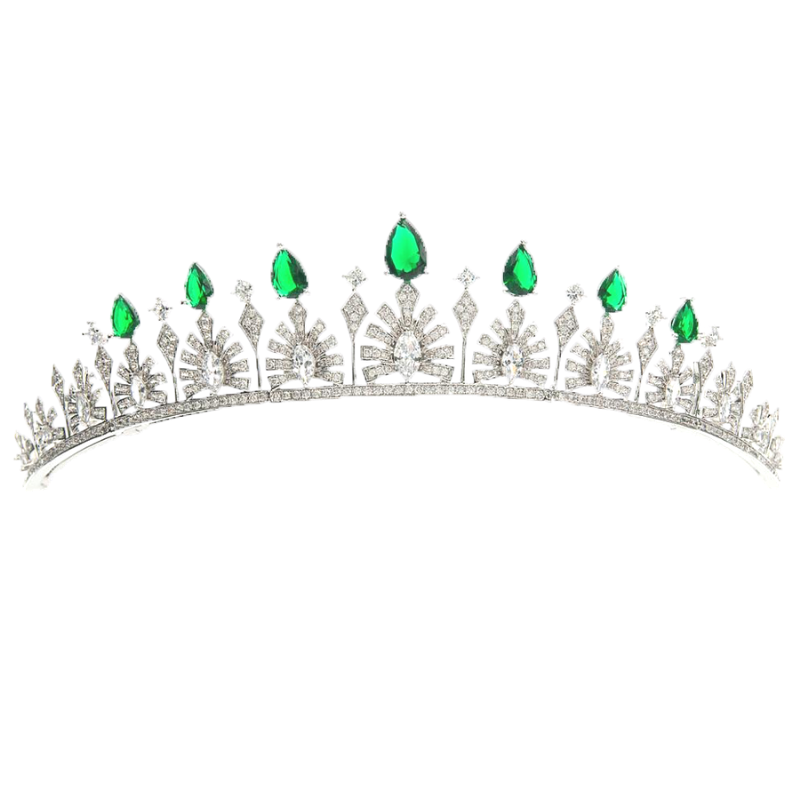 Princess Sofia of Sweden's Palmette Tiara Replica - The Royal Look For Less