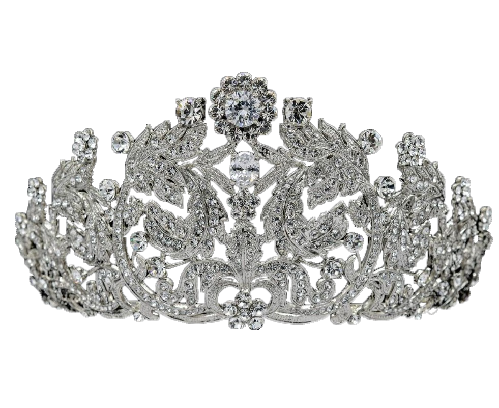 The Braganza Tiara Replica - The Royal Look For Less