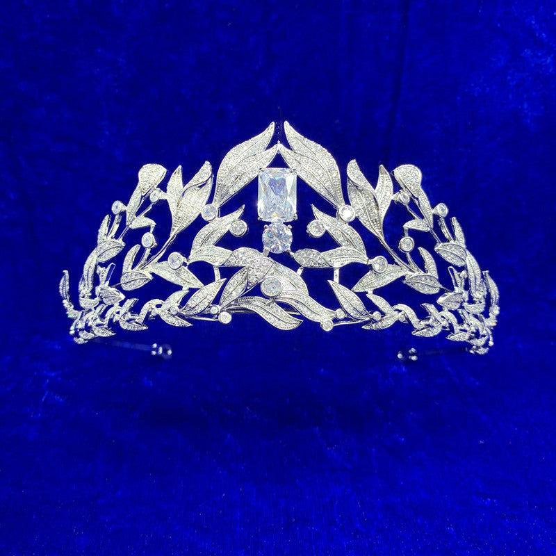'Clementine Olivia' Tiara - The Royal Look For Less