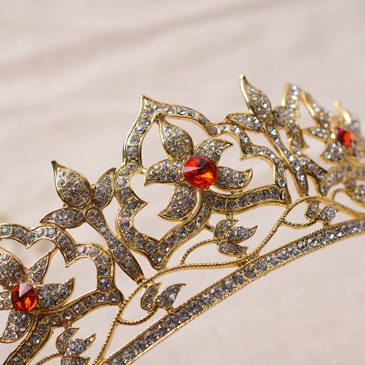 The Plunkett Tiara Replica - The Royal Look For Less