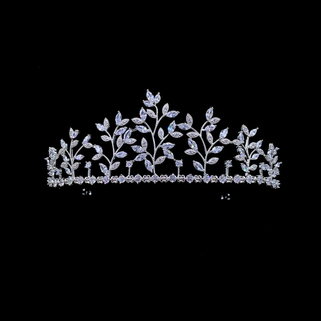 Poppy Angela Tiara - The Royal Look For Less