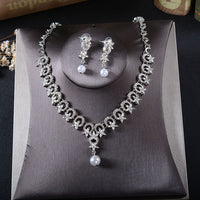 'Southampton' Necklace & Earring Set