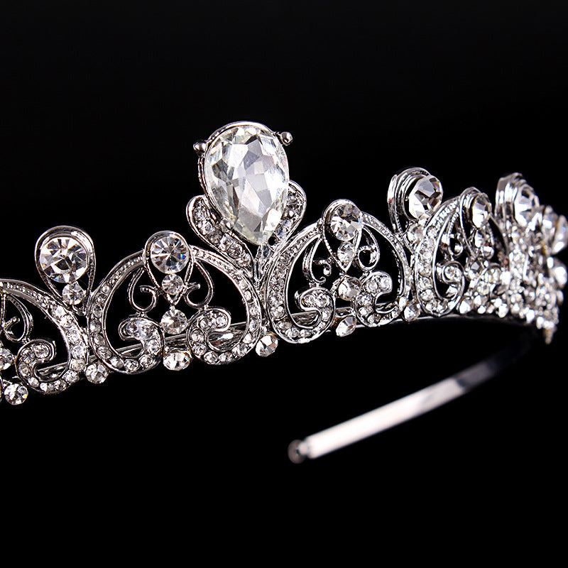 Lancaster Tiara - The Royal Look For Less