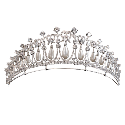 Cambridge Lover's Knot Replica Tiara - The Royal Look For Less