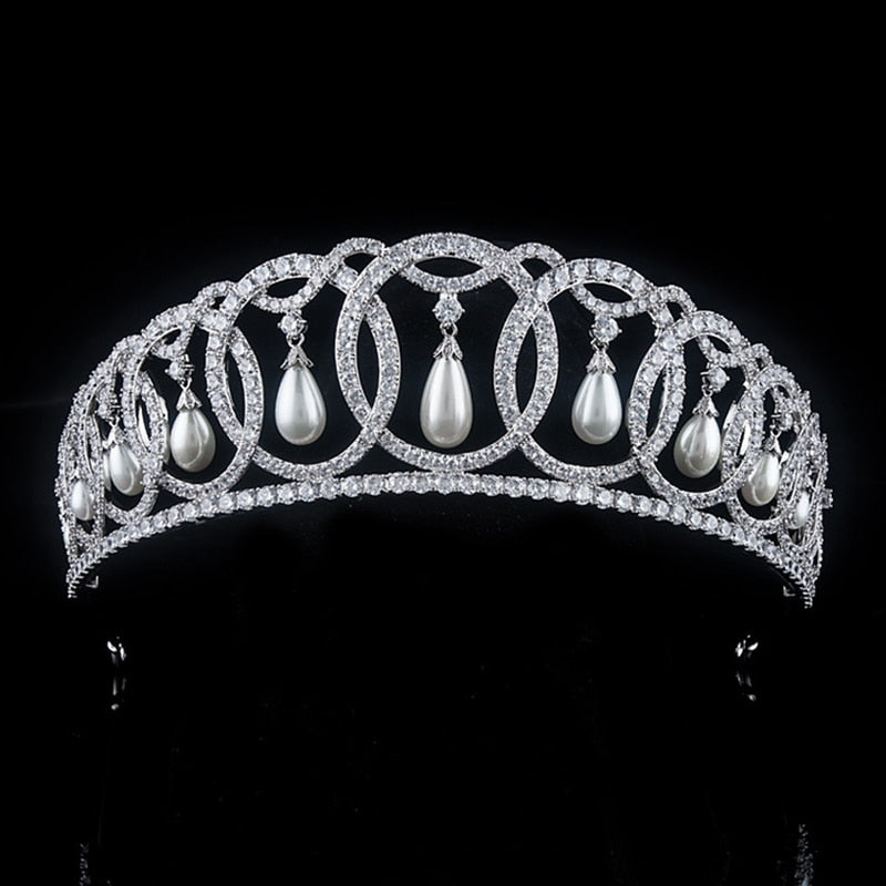 The Grand Duchess Vladimir Tiara Replica - The Royal Look For Less