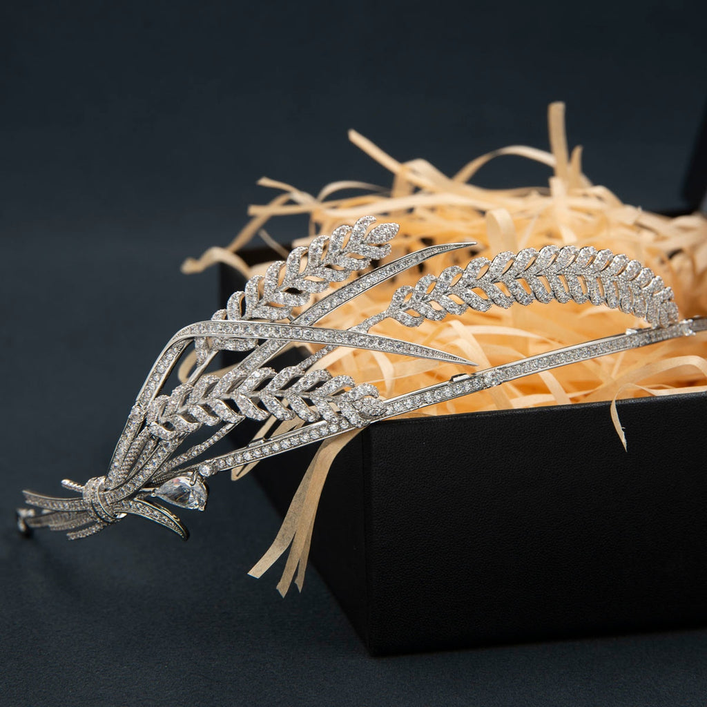 The Wheat Tiara Replica - The Royal Look For Less