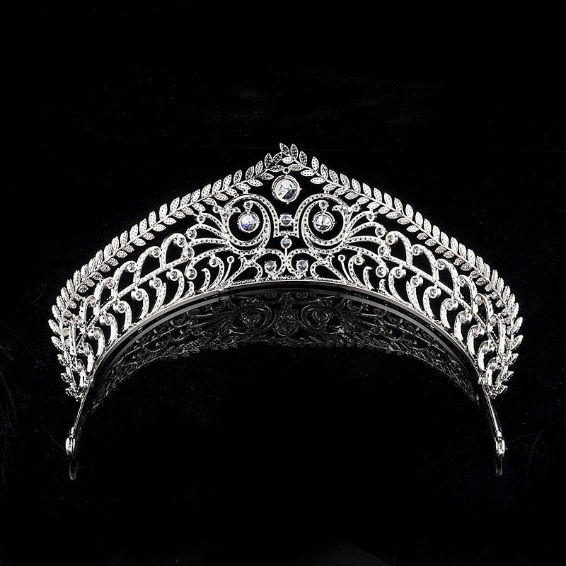 Empress Josephine of France Brunswick Diamond Tiara Replica