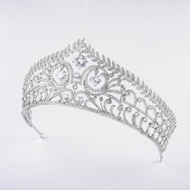 Empress Josephine of France Brunswick Diamond Tiara Replica - The Royal Look For Less
