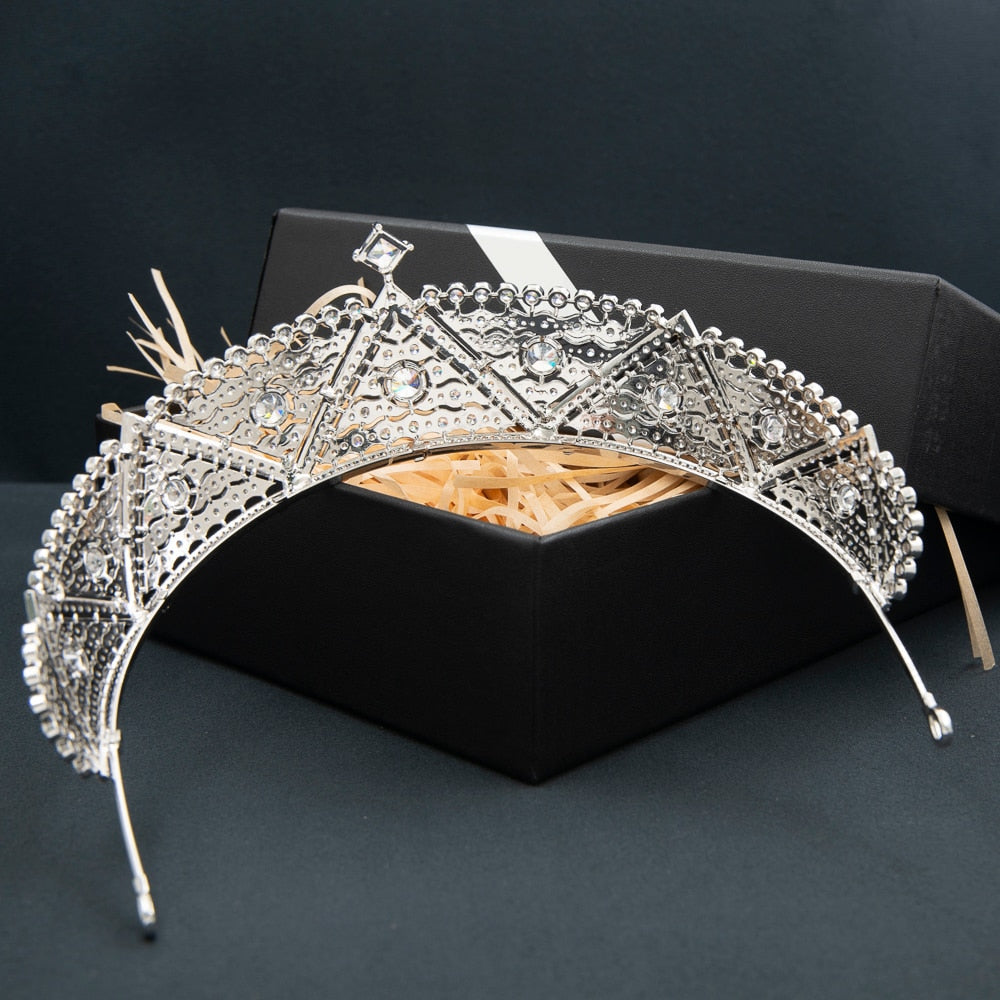 Cartier Oriental Tiara Replica - The Royal Look For Less