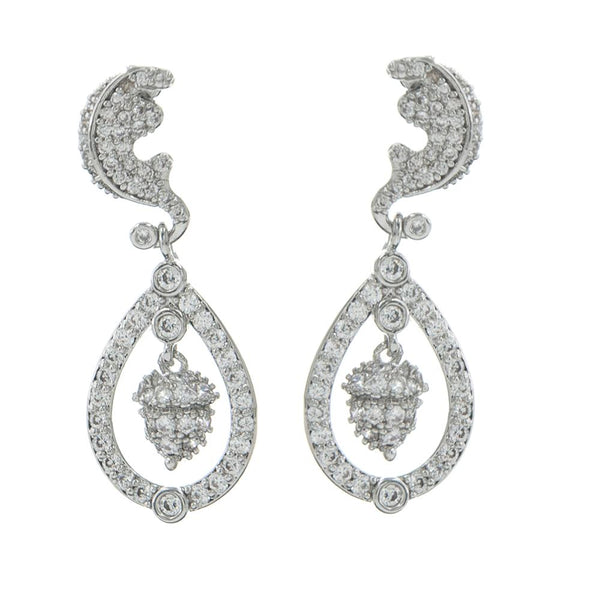 Kate Middleton Wedding Earrings Replica - The Royal Look For Less