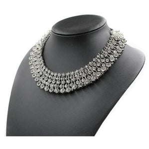'Charm' Choker Necklace