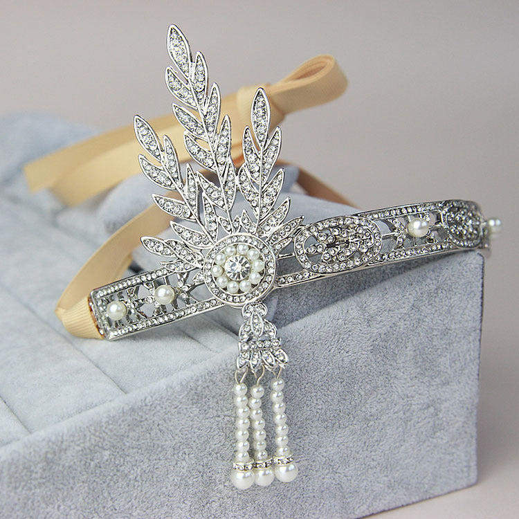 Elegant Jewelry Headband - The Royal Look For Less