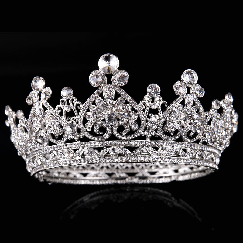 Queen Elizabeth Crown - The Royal Look For Less