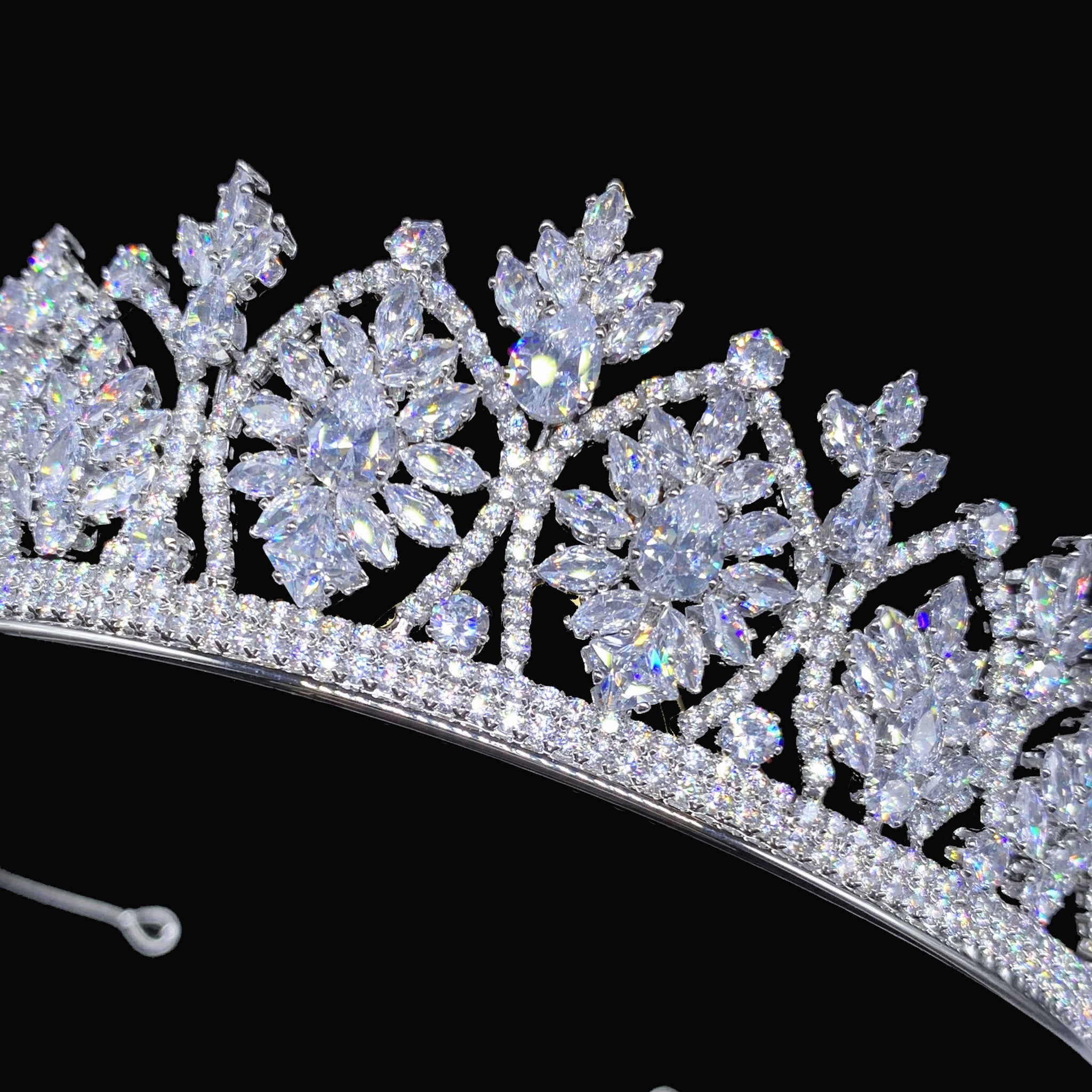 Helena Elizabeth Tiara - The Royal Look For Less