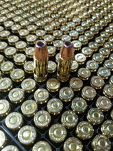 9mm Subsonic 147 grain Hornady XTP @ 980 fps. 50 rounds.