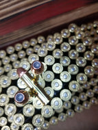 357 Magnum 125 grain XTP @ 1,600fps. 50 rounds.