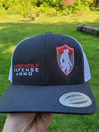 Werewolf Defense Hat - Black