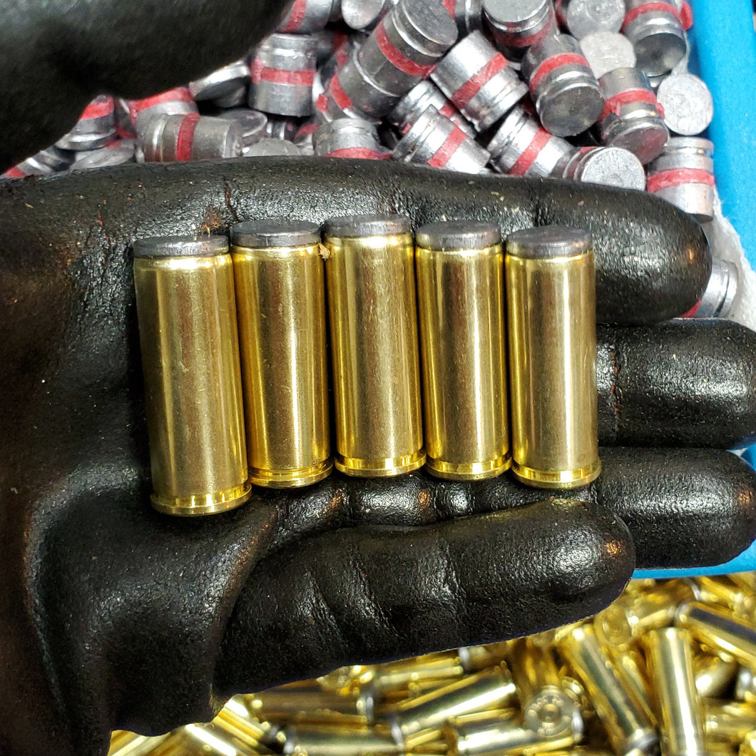 45 Long Colt 225 grain Lead DEWC @ 780 fps. 50 Rounds.